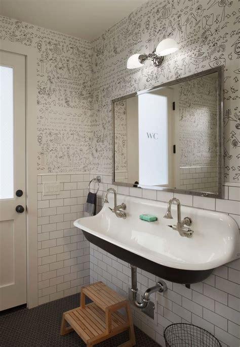 10+ Bathroom Wallpaper Designs  Bathroom Designs Design