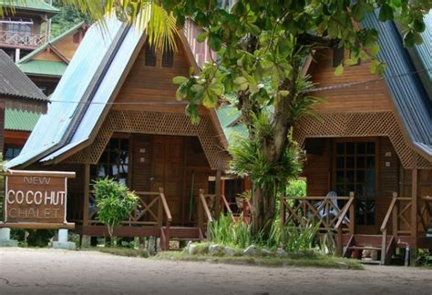 new cocohut chalet pulau perhentian perhentian besar