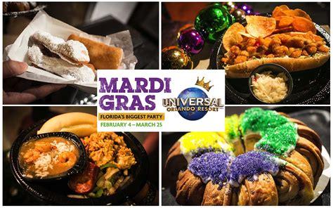 mardi gras food universal orlando close up an insider s look at