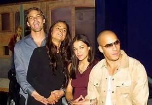 Paul Walker, Jordana Brewster, Michelle Rodriguez and Vin ...
