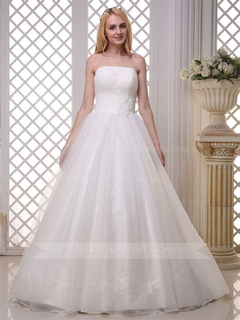princess chic simple debutante gown wd