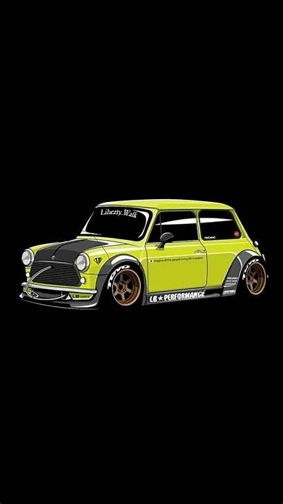 Iphone Mini Wallpapers Cars Classic Company Animation