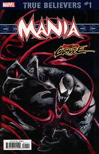 True Believers  Absolute Carnage  Mania  1  Issue