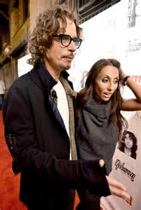 Vicky Chris Cornell and Wife