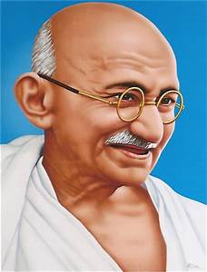Biography of gandhiji in short