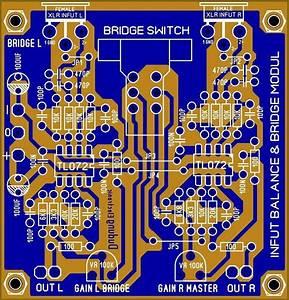 Volume Control Circuit For Audio Amplifier