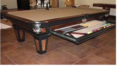 pool tables finewoodworking