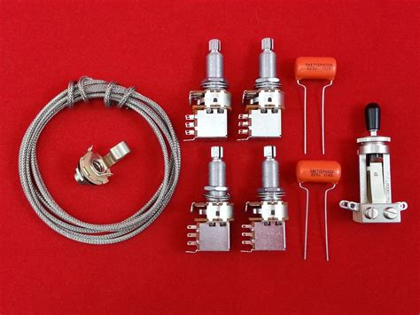 Wiring Kit Jimmy Page Les Paul Style Allparts