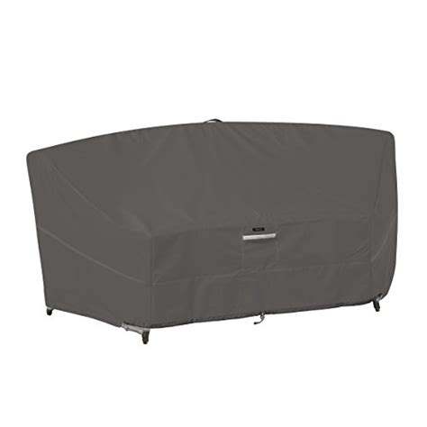 classic accessories ravenna patio curved modular sectional sofa cover premium outdoor