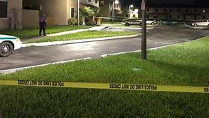 2-year-old boy dies after shooting in Southwest Miami-Dade