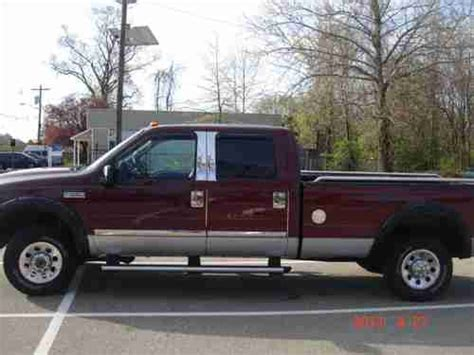 Sell used 2005 FORD F250 XLT SUPER DUTY 4X4 8 FOOT LONG
