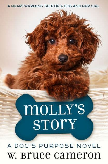 mollys story  dogs purpose    bruce cameron