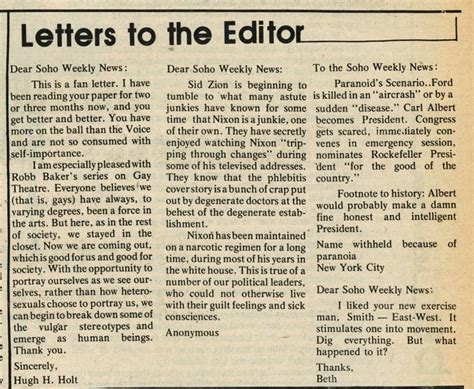 write  complaint letter   newspaper editor