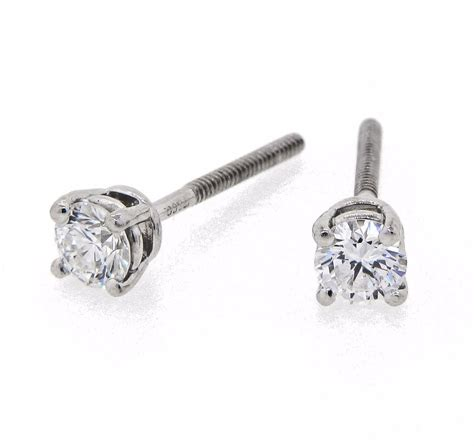 Tiffany & Co Platinum Diamond Stud Earrings 36ct Tw. Emoji Stud Earrings. Plated Necklace. 5 Diamond Band. 1 Carat Engagement Rings. Infinity Rings. Pure Gold Chains. Costume Jewelry Wedding Rings. Temple Gold Jewellery