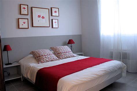 exemple chambre adulte déco chambre adulte et blanc