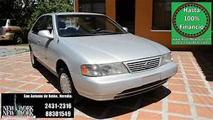 1996 Nissan Sentra B14  Manual 1996  Hasta 100  Financio