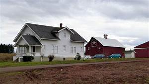 american style the american farmhouse With barn homes oregon