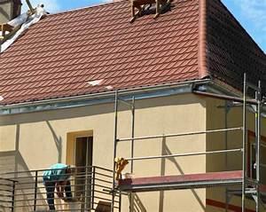 Dachziegel Preise Günstig : dachziegel verlegen anleitung in 5 schritten ~ Michelbontemps.com Haus und Dekorationen