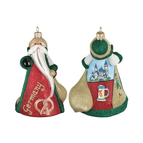 germany santa christmas ornament gump s