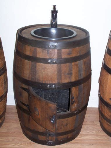 Rain Barrels And More  Barrel Sinks