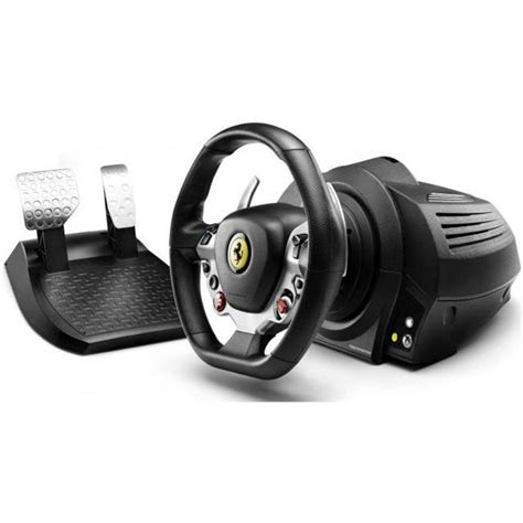 I could feel big difference between the csr and thrustmaster tx as soon as i accelerated out of the pits with my rfactor 2 again the thrusmaster feels so accurate,direct and fast to react drivers every steering input. Thrustmaster TX Racing Wheel Ferrari 458 Italia Edition jetzt online zum konfigurierbaren Beck ...