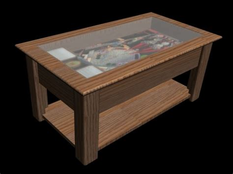 dining  coffee tables  built  games practical