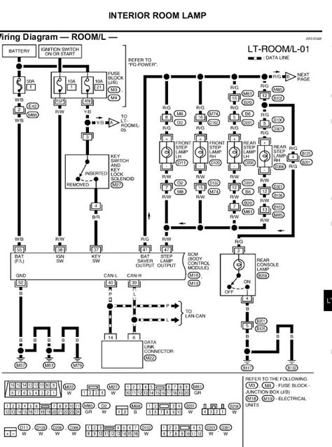 2004 Nissan Maxima Headlight Diagram by I A 2005 Maxima When I Move The Dome Light Switch