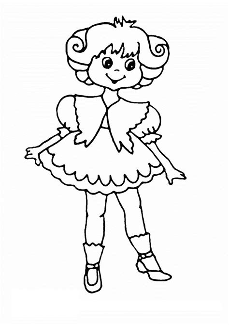 nice coloring pages    year  girls  years
