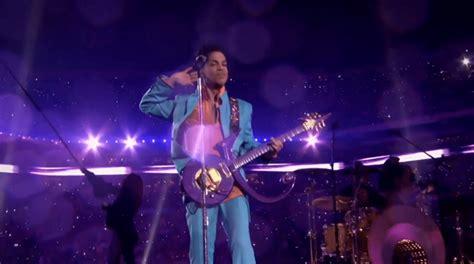 Watch Prince Make It Rain During His Magical Super Bowl
