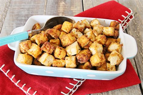 fryer air tofu recipes recipe favorite vegan gluten julie fryers want go protein fry wise very cooking juliehasson kitchen