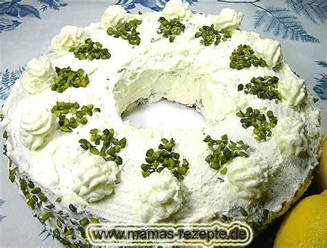 Zitronen-joghurt-sahne-torte