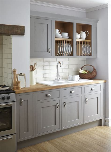 Improve the look of the kitchen by painting the cupboards