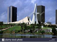Abidjan, Ivory Coast, Cote d'Ivoire, West Africa, St Paul