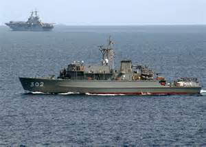 Navy Minesweeper Ships