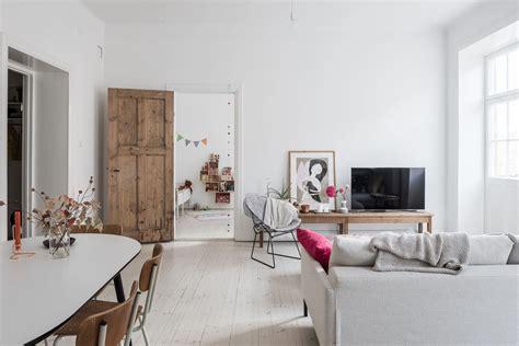 departamento minimalista nordico  vintage estilos deco