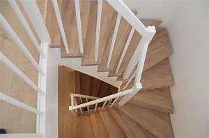 Treppe Geölt Oder Lackiert : aufgesattelte treppen treppenzentrum schmid ~ Markanthonyermac.com Haus und Dekorationen