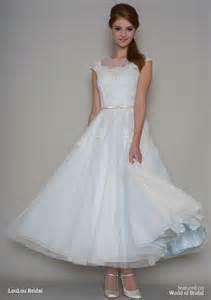 vintage looking wedding dresses loulou bridal 2016 wedding dresses world of bridal