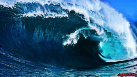 hd hawaii ocean waves wallpaper