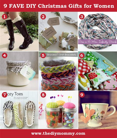 christmas gifts diy a handmade christmas diy gifts for women the diy mommy