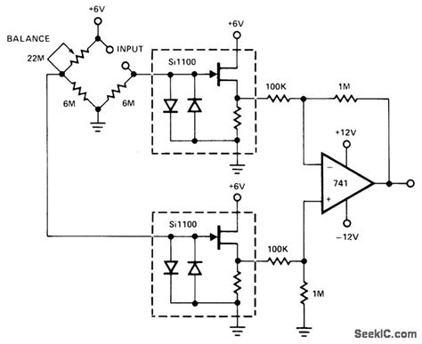 Low Power Common Source Amplifier Circuit