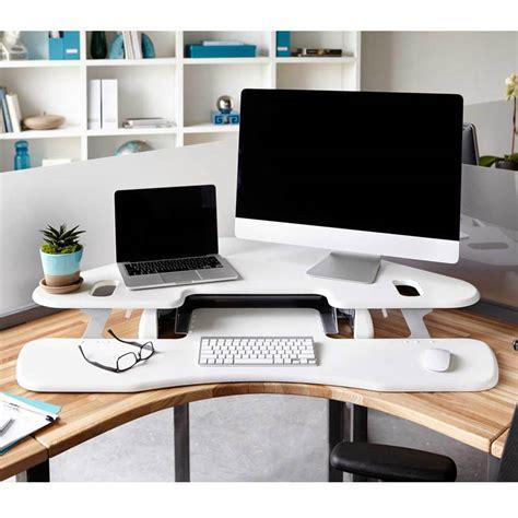 Varidesk Standing Desk by Cubicle Standing Desks Varidesk 174 Height Adjustable Desks