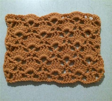 belajar membaca pola rajut  crochet  pemula