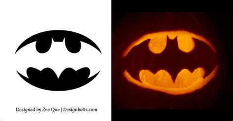 easy pumpkin templates 5 easy yet simple pumpkin carving patterns stencils for 2015