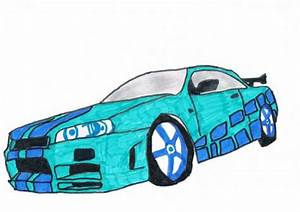 Voiture Fast And Furious 2 : skyline r34 fast and furious 2 bryan le dessinateur de la 5a ~ Medecine-chirurgie-esthetiques.com Avis de Voitures