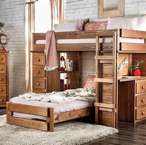 beckford twintwin student loft bed  bk  mahogany