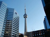 World Beautiful Landmarks: CN Tower - Toronto - Canada