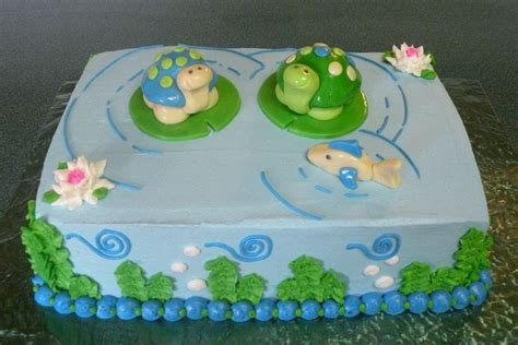 turtle decorations for cakes living room decorating ideas turtle baby shower cake ideas