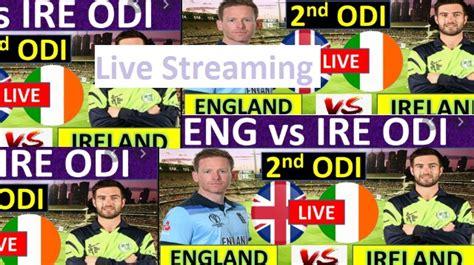 Live Cricket Stream - England Vs Ireland - ENG v IRE Live ...