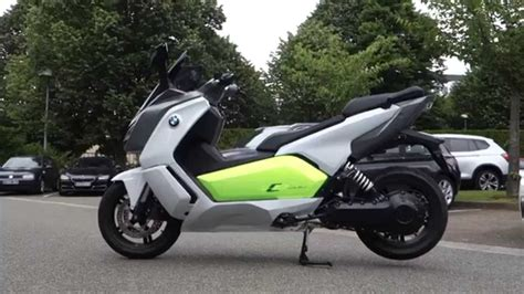 Bmw Scooter by Bmw Scooter 233 Lectrique C Evolution Essai Maxreportage