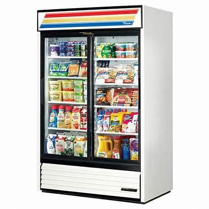 Merchandiser True Gdm Hc Ld Refrigerated Glass